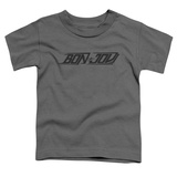 Toddler: Bon Jovi- Speedy Logo T-Shirt