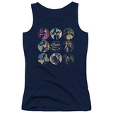 Juniors Tank Top: American Horror Story- Cabinet Of Curiosities T-shirts