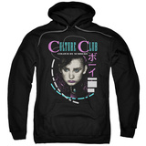 Hoodie: Culture Club- Color By Numbers Deconstructed Pullover Hoodie