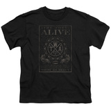 Youth: The Word Alive- Show No Mercy Stamp T-Shirt