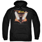 Hoodie: ZZ Top- Eliminator Cover Pullover Hoodie