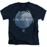 Juvenile: Circa Survive- Storm Pattern T-shirts