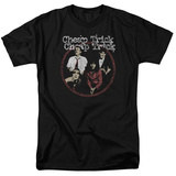 Cheap Trick- Distressed Band Potrait Shirts
