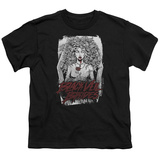 Youth: Black Veil Brides- Coffin Queen T-shirts