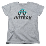 Womans: Office Space- Initech Logo Shirt
