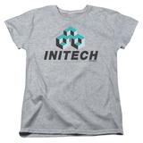 Womens: Office Space- Initech Logo Shirt