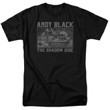 Andy Black- Raised Eyebrow Gothic T-shirts