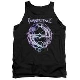 Tank Top: Evanescence- Thorny Radiant Logo Tank Top