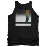 Tank Top: Bush- Dangerous Love Feather Tank Top