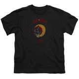 Youth: Bon Jovi- Skull & Moon 1987 T-shirts