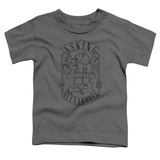 Toddler: Asking Alexandria- The Finest Crest T-shirts
