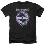 Evanescence- Thorny Radiant Logo T-shirts