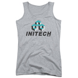 Juniors Tank Top: Office Space- Initech Logo Shirts