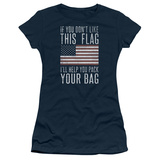 Juniors: Pack & Go (Unamericana) T-shirts
