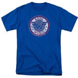 Weezer- Distressed Rock Music Button Shirt