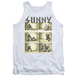 Tank Top: Always Sunny In Philadelphia- Rock Panels Tank Top