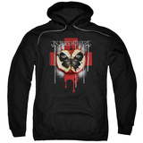Hoodie: In This Moment- Rotten Apple Pullover Hoodie