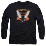 Long Sleeve: ZZ Top- Eliminator Cover Shirt