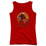 Juniors Tank Top: Firefly- Aim To Misbehave T-shirts
