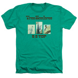 ZZ Top- Tres Hombres Album Art T-shirts