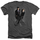 X Files- X Marks The Spot Shirts