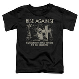 Toddler: Rise Against- Die To Be Reborn Shirts