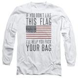 Long Sleeve: Pack & Go (Unamericana) T-Shirt