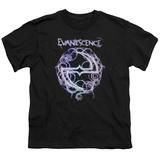 Youth: Evanescence- Thorny Radiant Logo T-Shirt