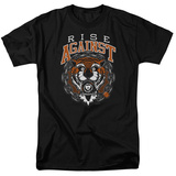 Rise Against- Tiger Bomb T-Shirt