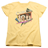 Womans: Culture Club- Karma Chameleon Sticker Shirts