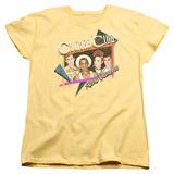 Womens: Culture Club- Karma Chameleon Sticker Shirts