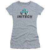 Juniors: Office Space- Initech Logo T-Shirt