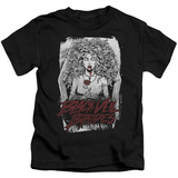 Juvenile: Black Veil Brides- Coffin Queen T-shirts