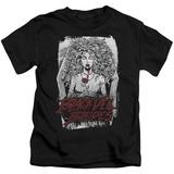 Juvenile: Black Veil Brides- Coffin Queen T-shirts