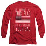 Long Sleeve: Pack & Go (Unamericana) T-shirts
