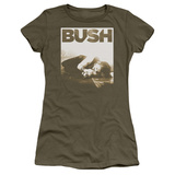 Juniors: Bush- Floored T-Shirt