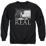 Crewneck Sweatshirt: The Word Alive- Real Tour Shirts