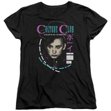 Womens: Culture Club- Color By Numbers Deconstructed Shirts