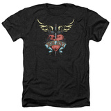 Bon Jovi- Heart & Dagger Tattoo T-shirts