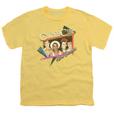 Youth: Culture Club- Karma Chameleon Sticker T-shirts