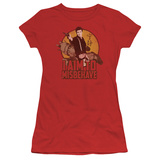 Juniors: Firefly- Aim To Misbehave T-Shirt