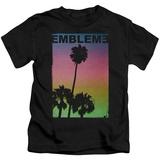 Juvenile: Emblem3- Palms Stamp T-Shirt