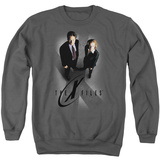 Crewneck Sweatshirt: X Files- X Marks The Spot Shirts