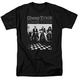 Cheap Trick- Motor On Shirt