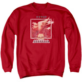 Crewneck Sweatshirt: ZZ Top- Deguello Cover T-Shirt