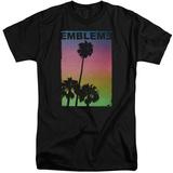 Emblem3- Palms Stamp (Big & Tall) Shirts