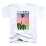 Toddler: Emblem3- Palms Stamp T-Shirt