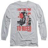 Long Sleeve: Predator- No Time To Bleed T-Shirt