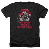 Rocky Horror Picture Show- Casting Throne T-Shirt