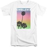 Emblem3- Palms Stamp (Big & Tall) T-shirts